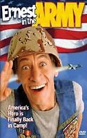 ERNEST IN THE ARMY DVD
