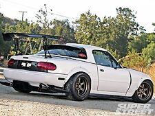 Mazda MX5 Miata fender flares set,JDM style wide body kit, hight quality abs.