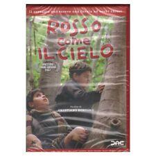 Rosso Come Il Cielo DVD Luca Capriotti Paolo Sassanelli Sigillato 8026120187676