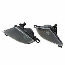 2X Fog Light Driving Lamp Trim Kit LH&RH for BMW 5 Series E60 528i 535i xi 08-10