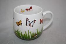 Schmetterlingswiese Kuschelbecher Könitz Kuschel Becher 0,4L Tasse Schmetterling