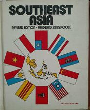 SOUTHEAST ASIA Revised Library Edition by Frederick King Poole 1972 Used
