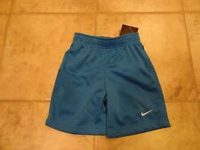 BOYS SIZE 4T NIKE BLUEKNIGHT SHORTS **NEW WITH TAGS** COLUMBIA BLUE