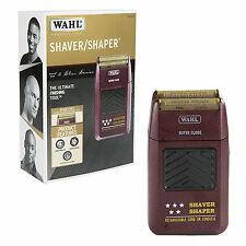 Wahl Professional 5-Star Series Rechargeable Shaver/Shaper #8547 – Up to 60 Mi