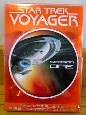 Star Trek Voyager: The Complete First Season 1 (DVD, 2004) 5-Disc Set
