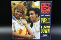 "Salt-N-Pepa - Push It (U.S. Remix) (1988) (Vinyl 7"") (Metronome – 886 270-7)"