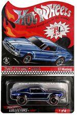 2008 Hot Wheels RLC sELECTIONs Ser. #1 '67 Mustang