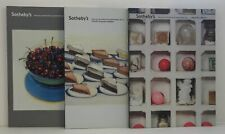 Sotheby's / The Collection of Alan Stone Volumes I-III 1st Edition 2011