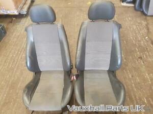 2006 VAUXHALL CORSA C MK2 SXI+ 3 DOOR HATCHBACK HALF LEATHER FRONT SEATS  XXTA