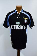 SS Lazio Italia 1998/1999 AWAY FOOTBALL SHIRT JERSEY MAGLIA PUMA