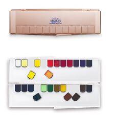 Mijello Mission Gold Class Pans Watercolor 24 Color Set MPW-2024