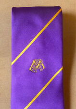 MORNINGTON PENINSULA CRICKET ASSOCIATION (Australia) NECK TIE c1995