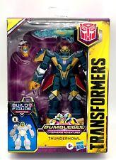New listing Transformers Thunderhowl Bumblebee Cyberverse Maccadam Build A Figure Baf Deluxe