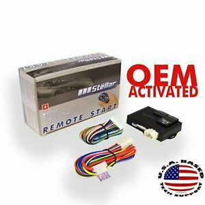 Add-on Remote Start for 2011 Ford Crown Victoria Factory Keyless Entry