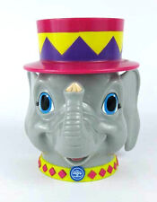 3D Elephant Cup Mug With Hat Lid Ringling Bros. and Barnum & Bailey Circus 2001