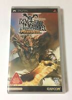 USED PSP Monster Hunter Portable JAPAN Sony PlayStation Portable Japanese game