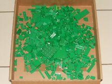 LEGO - 0,900 kg de pieces brique Vert City Espace Star Wars Technic Chima