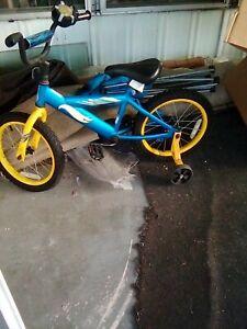 Hot Wheels Boys Bike 20.00
