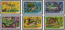 Timbres Animaux Yougoslavie 1529/34 ** lot 29159
