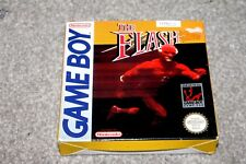 Nintendo Gameboy - The Flash - BOX + INSERT ONLY - UKV