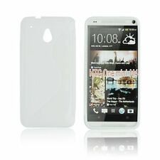 FUNDA GEL TPU BLANCA HTC ONE MINI M4 EN ESPAÑA CARCASA