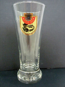 Matilda Bay Bitter Beer Glass  285ml  vgc - 6 glasses available