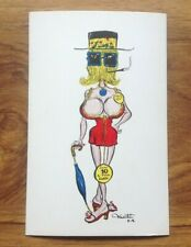 Kardorama Postcard Comic / Seaside Humour K4. Free UK Postage