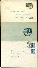 Berlin 1949 36,38 EF, 35 Auchinleck Belles Lettres env. 250 € (d4841