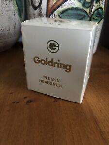 Goldring G 950 E Plug In Headshell Full Cartridge Boxed & Unused G99 G88