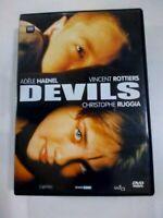 Devils DVD USATO ADELE HAENEL VINCENT ROTRTIERS CHRISTOPHE RUGGIA EXA CINEMA
