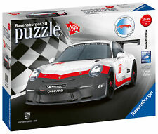 11147 Ravensburger Porsche GT3 Cup 3D Jigsaw Puzzle 108 Pieces Age 10 Years+