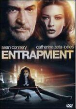 Dvd ENTRAPMENT - (1999) ***Sean Connery Catherine Zeta Jones*** ..NUOVO