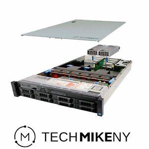 Dell PowerEdge R720 Server 2x E5-2670 2.60Ghz 16-Core 64GB 8x 4TB H710