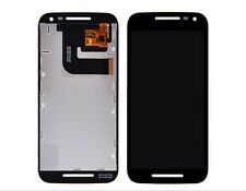 For Motorola Moto G3 LCD Screen Replacement Black Genuine Touch Display 3rd Gen