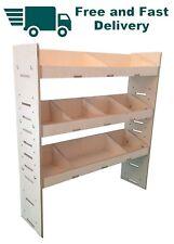 Plywood Van Shelving Storage System - BVR1010263