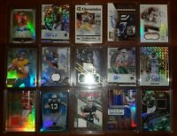 Football NFL Mystery Hot Packs | 3 Hits! Auto, Patch, RPA | Rookies & #'D 🔥🔥