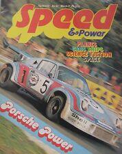 Speed & Power magazine 21 March 1975 Issue 53