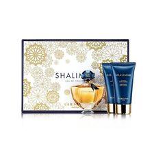 Shalimar Guerlain 1.6 oz Eau De Toilette & 2.5 oz Body Lotion and Shower Gel Set