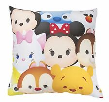 Kids Disney Tsum Tsum Huddle Filled Printed Cushion - 35cm x 35cm