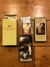 Babe Ruth collector's watch and tin from Time Life NEW  W/ PAPERS