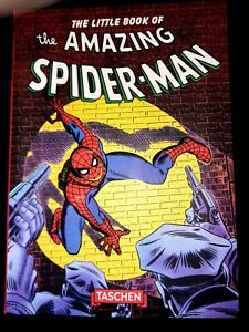 The Little Book of the Amazing Spider-Man by Roy Thomas