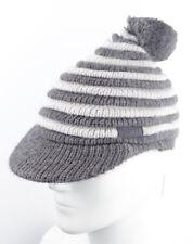 Diesel Kel L. L. Bean femme homme casquette en tricot bonnet à pompon tricoté