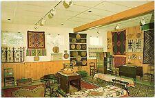 Postcard NJ Hopewell American Indian Room Hopewell Museum R9