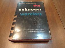 The Unknown Warriors- Guillan de Benouville, 1949, 1st Edition