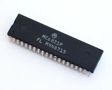 6821 Pia Peripheral Interface Adapter mc6821p Motorola FLIPPER PINBALL (z0g284)