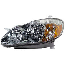 Replacement Headlight Assembly for 03-08 Matrix (Driver Side) TO2502140C