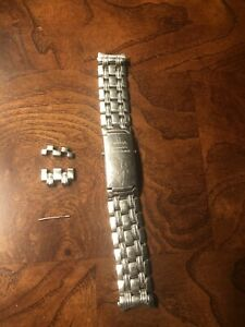 omega seamaster bracelet 20mm Stainless Steel From Seamaster professional 300m