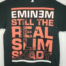 Eminem Still The Real Slim Shady Mens Medium T shirt T-Shirt Rap Tee Hip Hop