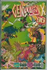 Marvel Comics Generation X Annual `96 1996 Giant Size Special VF+