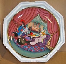 Scarlet Pumpernickel,Limited Edition,Collector Plate, From The Franklin Mint.